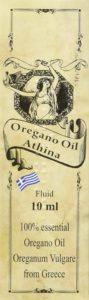 aceite de oregano