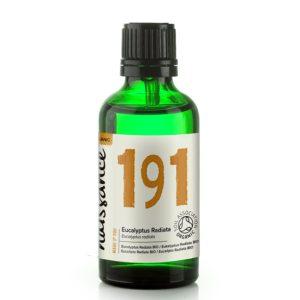 aceite de eucalipto para el cabello