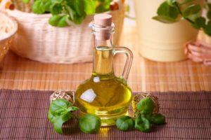 aceite de albahaca para masaje