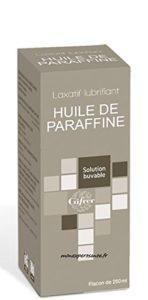 aceite de parafina