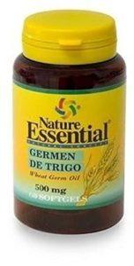 aceite de germen de trigo propiedades
