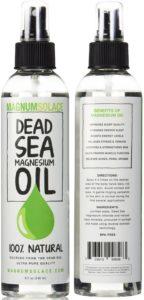 aceite de magnesio casero