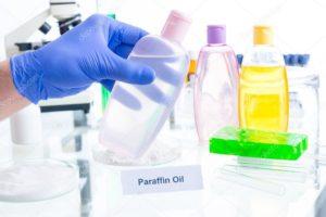 aceite de parafina usos