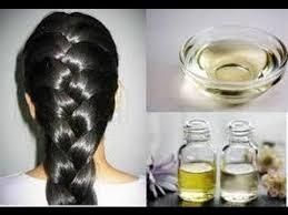 aceite para el pelo ejemplo