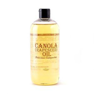 aceite de canola para q sirve